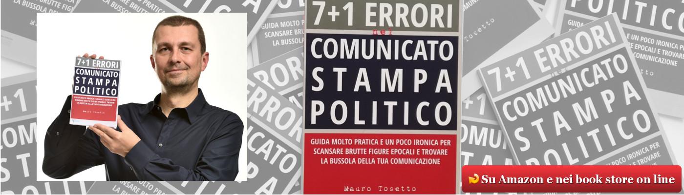Mauro Tosetto – Ufficio Stampa e comunicazione strategica